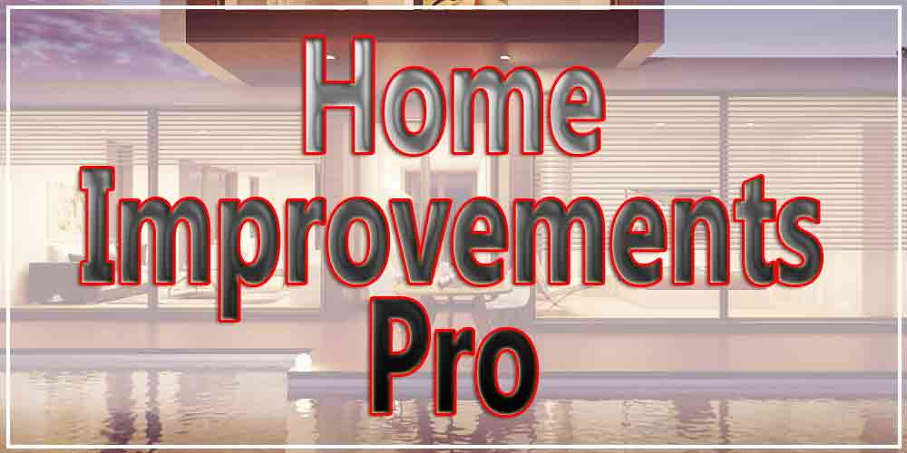 Improve Your Home And Garden