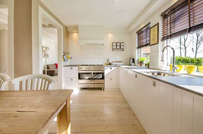 Ideas for Simple Kitchen Makeovers   Tips for Home & Garden